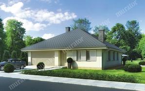 Projekty domów parterowych z możliwością adaptacji poddasza